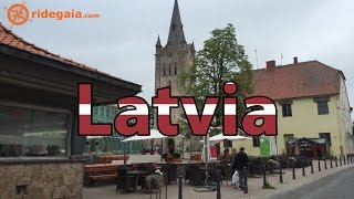 Ep 14 - Latvia - Motorcycle Trip around Europe
