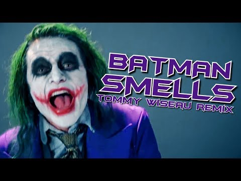 BATMAN SMELLS! (Tommy Wiseau Remix)  | Song By Endigo