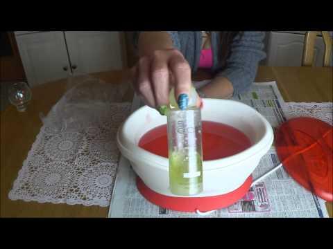 Paraffin-wachs-Bad- Nie wieder trockene Hände! Anwendungsvideo