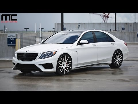 MC Customs | Forgiato Wheels Mercedes-Benz S63