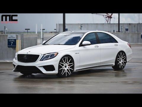 MC Customs | Forgiato Wheels Mercedes-Benz S63