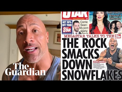 The Rock: Daily Star story criticising millennials 'never happened'
