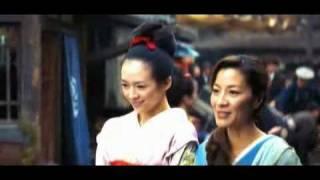 Memoirs Of A Geisha (2005) Memórias De Uma Gueixa - Trailer