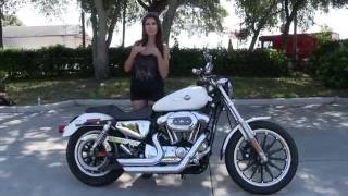 10. 2007 Harley Davidson Sportster Superlow for sale Craigslist
