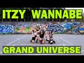 "ITZY ""WANNABE"" cover by Grand Universe"