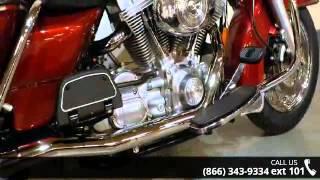 4. 2006 Harley-Davidson FLHT - Electra Glide Standard