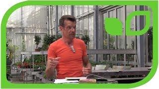 #1065 So werde ich Biogärtner - wie das Buch entstand - mit Karl Ploberger