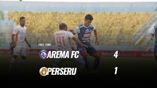 Download Video [Pekan 30] Cuplikan Pertandingan Arema FC vs Perseru, 11 November 2018 MP3 3GP MP4