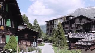 Saas-Fee Switzerland  city photo : Summer is Here Saas Fee 2015