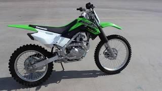1. 2019 Kawasaki KLX140G