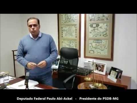 Paulo Abi-Ackel fala dos 31 anos do PSDB