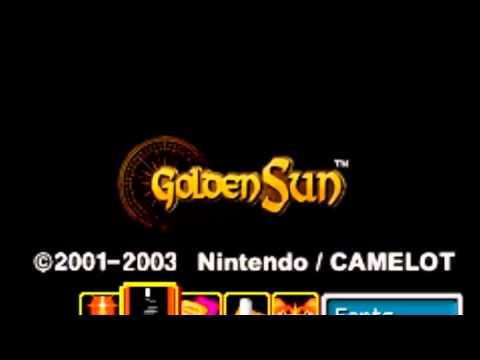 [Golden Sun] OST - #02 Main Menu