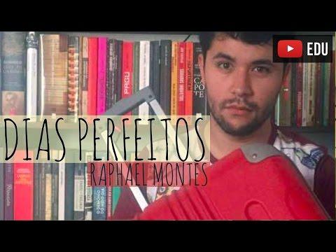 Resenha: DIAS PERFEITOS, de Raphael Montes #VEDA28