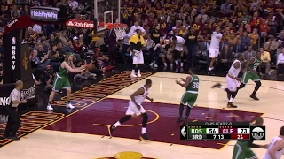 Quarter 3 One Box Video :Cavaliers Vs. Celtics, 5/20/2017