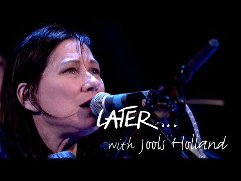 The Breeders revisit their 1993 hit Cannonball on Later… with Jools (видео)