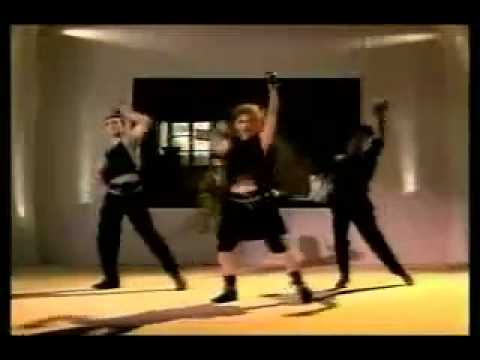 Holiday - Copyright Sire Records 1983 The rarely seen official music video featuring her brother Christopher and friend Erica Bell who is credited for designing Madon...