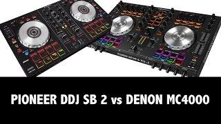 Download Lagu PIONEER DDJ SB 2 vs DENON MC 4000 CUAL ES MEJOR? Mp3