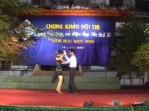 Vũ điệu Cha Cha Cha - Sinh viên Sư phạm Hóa 2007