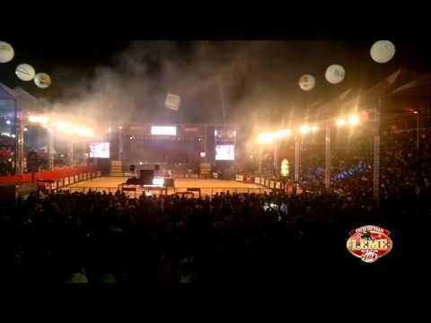 Festa do Peão de Leme (видео)