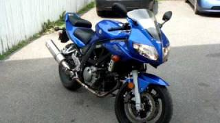 6. 2007 Suzuki SV650S... My bike =P