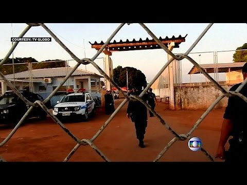 Βραζιλία: Πολύνεκρες ταραχές σε φυλακές