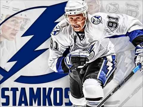steven stamkos - Shows Steven Stamkos and his career highlights so far. Steven Stamkos: -Drafted 1st Overall in 2008 NHL Entry Draft by Tampa Bay Lightning -OHL Jack Ferguson...