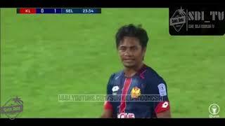 Video Amazing Skill !!! Aksi dari Ilham Udin Armain Melewati pemain-pemain Klub Malaysia MP3, 3GP, MP4, WEBM, AVI, FLV Maret 2018