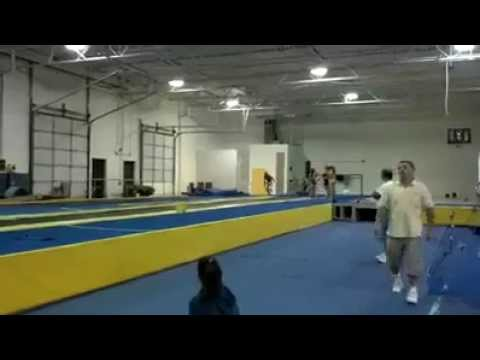 Incredible Gymnast