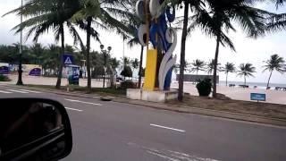 Đường dọc biển Mỹ Khê Đà Nẵng siêu đẹp 21/0...