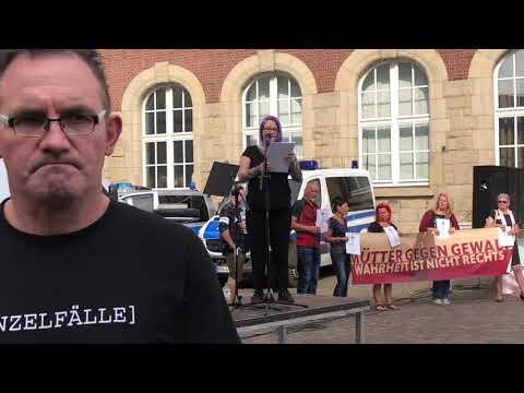 Rede von Leen Kroetsch am 16.9.18 in Gelsenkirchen
