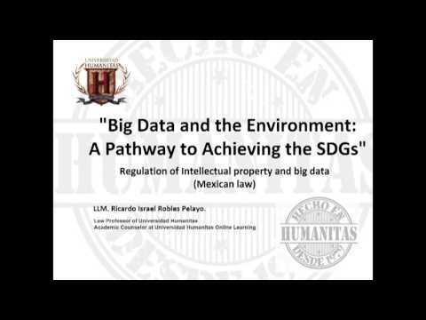 Big Data and the Environment: a pathway to achieving SDGs