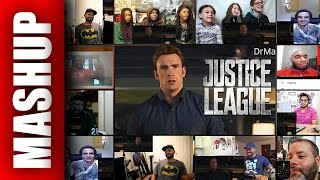 Video The Avengers react to JUSTICE LEAGUE Trailer Reactions Mashup MP3, 3GP, MP4, WEBM, AVI, FLV Maret 2018