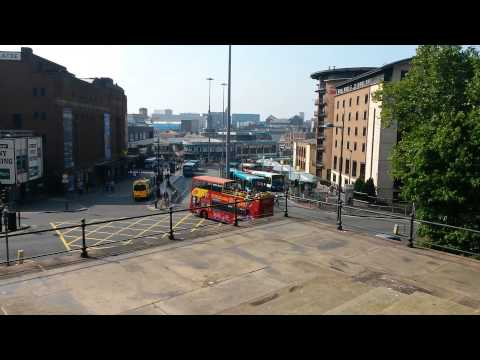 Queens Square Bus Station Liverpool