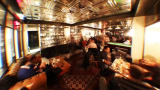 Marks Bar, Hix Restaurant Soho Time Lapse Video