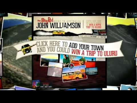 John Williamson - Put your town  on the map