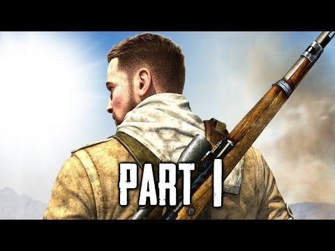 theradbrad - Sniper Elite 3 Gameplay Walkthrough Part 1 includes Campaign Mission 1: Siege of Tobruk and a Review in 1080p HD for PS4, Xbox One, PS3, Xbox 360 and PC. This Sniper Elite 3 Gameplay Walkthrough...