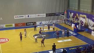 Liepajas Papirs vs TTT Riga – EEWBL Playoffs 24.02.18.