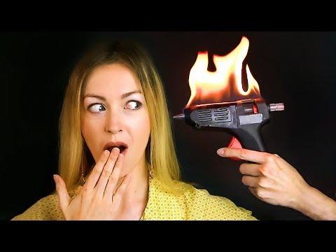 26 INGENIOUS GLUE GUN DIYs AND LIFE HACKS (видео)