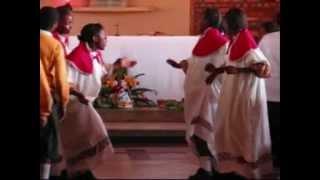 Msza Święta w Afrykańskiej wiosce - Warto zobaczyć!