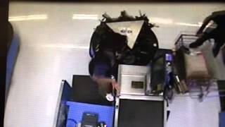 Rogersville (TN) United States  city photos gallery : Gary Simpson - Walmart Surveillance Video