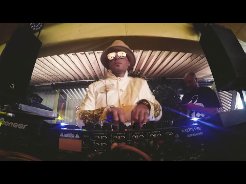 DJ LIST 🍁 ROOFTOP TERRACE 🍁 MOSCOW 15-04-2017