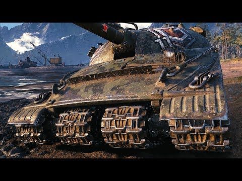 Object 279 (e) - 4-TRACKS MONSTER - World Of Tanks Gameplay