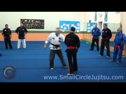 Leon Jay – Small Circle Jujitsu Camp 2013 (clip)