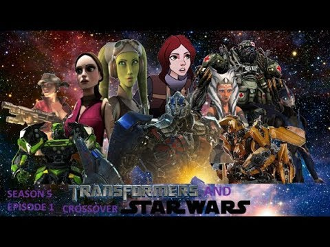 Transformers and Star Wars Crossover: Rise of the Rebellion (Season 5) (Episode 1)