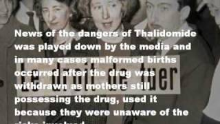 THALIDOMIDE THE FACTS