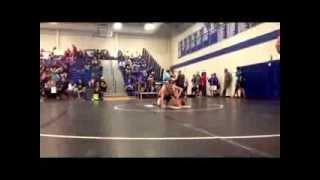 Gabe Cowan LR vs Jerico Harris Hville