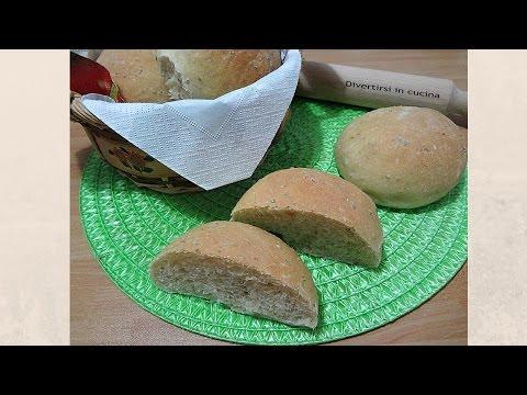 video ricetta: bimby - panini alle olive