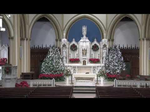 December 27, 2020 5:30 PM Sunday Mass
