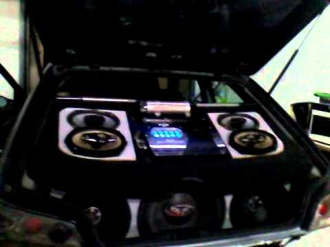 Peugeot 306  equipo musica