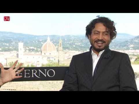 "Irrfan Khan Exclusive Interview For ""Inferno"""